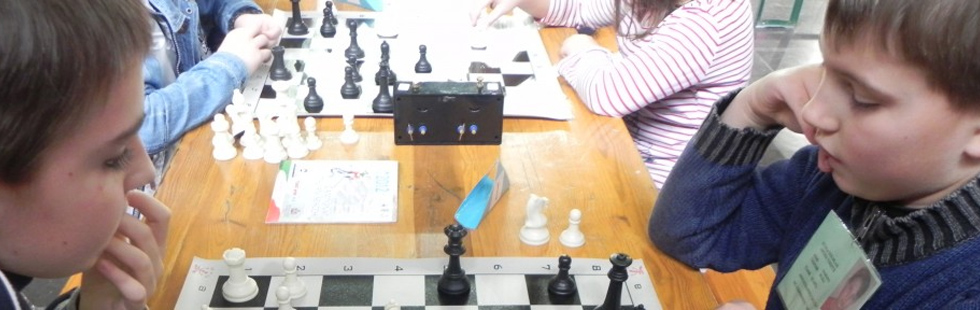 Torneo di scacchi junior