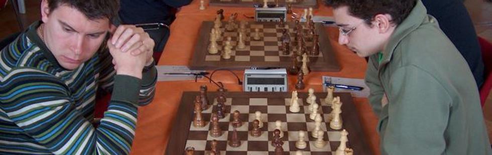 partita di scacchi